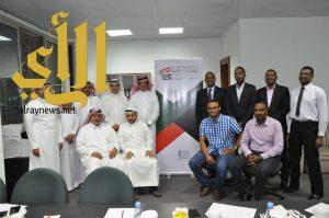 وفد من جمعية المهندسين السودانيين يفعلون إتفاقية التعاون مع مجلس فرع الهيئة السعودية للمهندسين بعسير