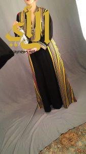 """""""بارع"""" يدعم تطوير الثوب العسيري في تصاميم دخون"""