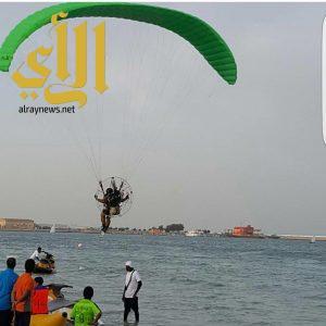 انطلاق فعاليات المهرجان البحري الثاني بالجبيل