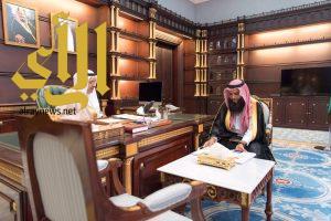 أمير منطقة الباحة يستقبل مدير شركة الاتصالات بالمنطقة