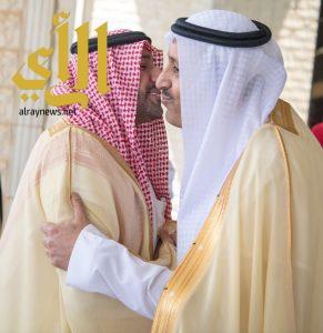أمير الباحة يستقبل الأمير تركي بن عبدالله