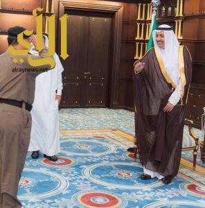 حسام بن سعود يدشن نظام الرصد الآلي لتسجيل المخالفات المرورية بمنطقة الباحة