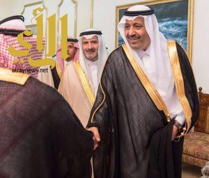أمير منطقة الباحة يلتقي قيادات التعليم بالمنطقة