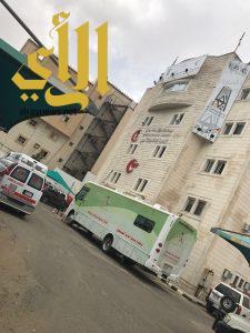 مدير هلال عسير يدشن حملة التبرع بالدم بمقر الهيئة