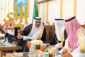 أمير منطقة الباحة يرفع التهنئة للقيادة الرشيدة بحلول شهر رمضان المبارك