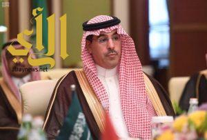 """""""وزير الثقافة والإعلام يدعو إلى تنسيق جهود الإعلام العربي لكشف أجندة إيران في المنطقة"""""""