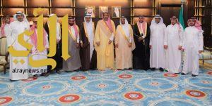 أمير الباحة يستلم تقريرين منفصلين عن استعدادات إدارتي التعليم بالباحة والمخواة