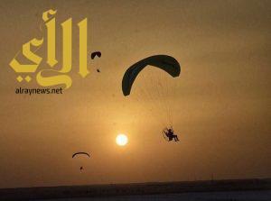 وفاة شاب وإصابة أخر في سقوط طائرة شراعية في منتزهات الغضا بمحافظة عنيزة