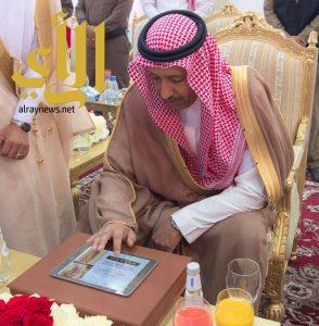أمير منطقة الباحة يدشن تسعة مشروعات تعليمية جديدة