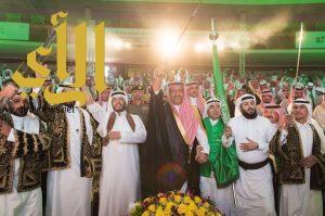 أمير الباحة يرعى حفل أهالي المنطقة بمناسبة ذكرى اليوم الوطني الـ 87 للمملكة