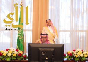 أمير الباحة يجتمع بوكلاء الإمارة ومحافظي المحافظات والادارات الامنية والخدمية
