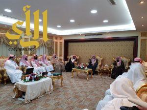 وكيل وزارة الشؤون الإسلامية للدعوة يلتقي بالدعاة في عسير
