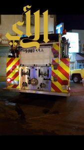 إختناق سيدة سعودية جراء حريق محدود بمنزلها بخميس مشيط