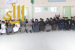 مدرسة فياضة الابتدائية والمتوسطة تنفذ فعليات اليوم المفتوح