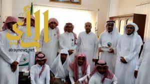 """""""جمعية رفق"""" تستقبل طلاب قسم الشريعة بجامعة الملك خالد بتهامة"""