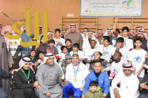 مجمع الجفالي يختتم فعاليات بطولة الجفالي الرياضية السادسة