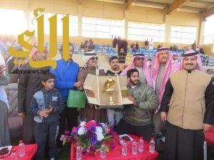 """""""يغلي"""" يخطف كأس الأمير سلطان بن محمد"""