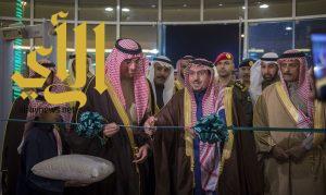 أمير القصيم يفتتح المبنى الجديد للمركز الثقافي ببريدة