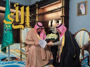 أمير الباحة يستعرض ميزانية الأمانة والبلديات التابعة لها