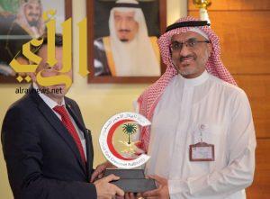 رئيس اللجنة الدولية يشيد بمبادرة قوات التحالف العربي