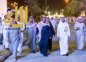 أمير الباحة السابق : يشيد بتميز قرية الباحة التراثية بمهرجان الجنادرية 32