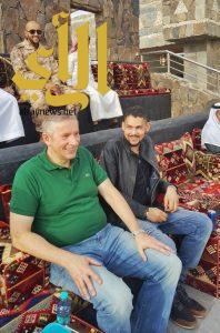"""""""مدير مشروع نيوم"""" يشيد بالطراز المعماري وأركان قرية الباحة التراثية"""