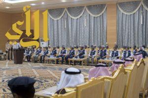 أمير منطقة الباحة يستقبل رئيس وأعضاء الفريق الكشفي التطوعي بالمنطقة