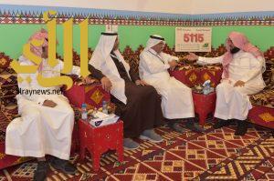 """وكيل إمارة مكة للشؤون التنموية يزور جناح """" بر أبها """" بالجنادرية"""