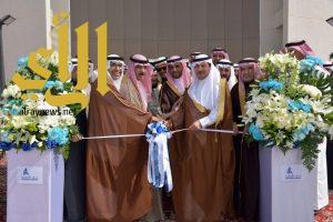 محافظ الخفجي يدشن مبنى غرفة الشرقية الجديد في المحافظة