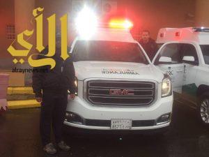 إعلان حالة الطوارئ بمستشفى المجاردة إثر حادث مروري