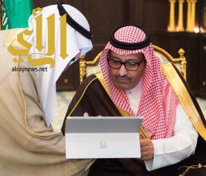 """أمير الباحة يدشن السحابة الإلكترونية """"كلاود"""" لفرع وزارة الشؤون الإسلامية بالباحة"""