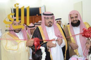 محافظ محافظة تربة يفتتح جمعية شعر الخيرية