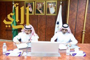مذكرة شراكة بين جامعة نجران وفرع جمعية الجودة السعودية بنجران