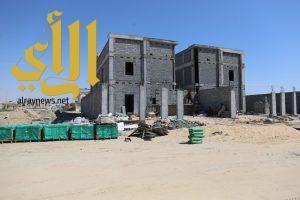 بلدية الخبر ترصد 156 مخالفة في المواقع الإنشائية في العزيزية