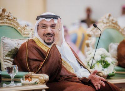 الأمير فيصل بن مشعل يثمن وقفات رجال وسيدات الاعمال بمنطقة القصيم