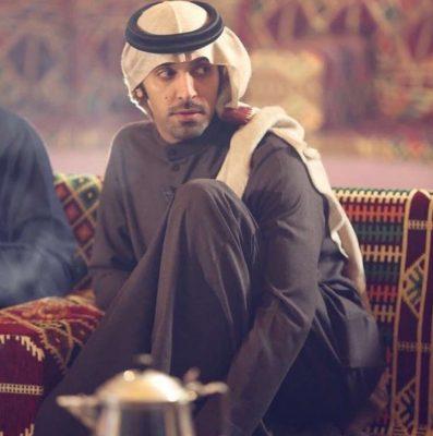 """قصيدة """"رقم واحد"""" للشاعر """"منصور بن فهد """""""