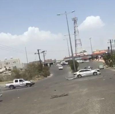شرطة عسير: القبض على قائد مركبة اصطدم بعددٍ من المركبات عمداً ومارس التفحيط