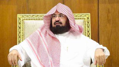 الشيخ السديس يعلن خطة شهر رمضان المبارك للمسجد النبوي