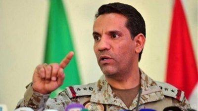 """""""التحالف"""" : وقف إطلاق نار شامل في اليمن لمدة أسبوعين اعتباراً من يوم غدٍ الخميس"""
