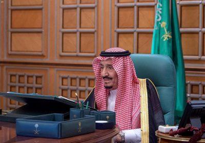 مجلس الوزراء يؤكد حرص المملكة على تحقيق الاستقرار للسوق البترولية