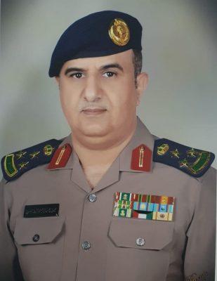 بقرار الفريق العمرو العميد العاصمي مساعداً لمدير الدفاع المدني بالباحة
