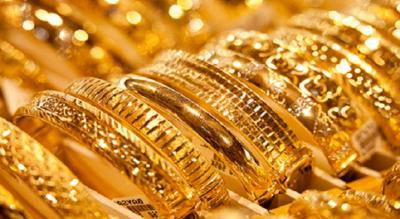 سعر الذهب في التعاملات الفورية ينخفض بنسبة 0.65 %