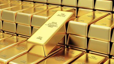 الذهب يرتفع في التعاملات الفورية بنسبة 0.60%