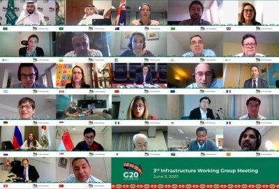 مجموعة العشرين تسعى إلى تعزيز المرونة الدولية لمواجهة الأزمات من خلال البنية التحتية