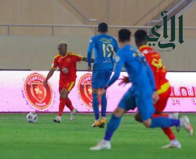 #القادسية يتغلب على #النصر في الجولة 19 من الدوري