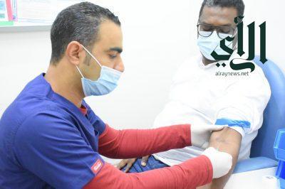 إجراء مايزيد عن مليون وثلاثمائة ألف فحص مخبري في مستشفى #حراء العام بـ #مكة_المكرمة