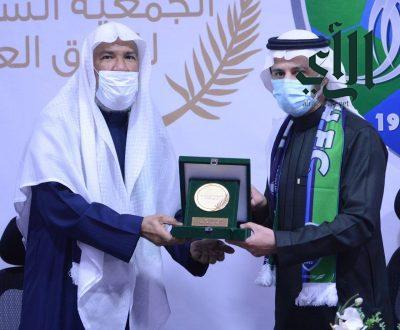 نادي الفتح الرياضي يوقع اتفاقية شراكة مجتمعية مع الجمعية #السعودية للذوق العام