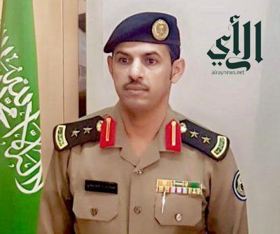 """ترقية """"آل جمعان """" إلى رتبة عقيد"""