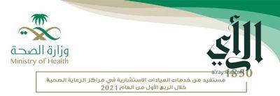 1850 مستفيد من خدمات العيادات الإستشارية في مراكز الرعاية الصحية الأولية بـ #نجران