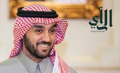 #وزير_الرياضة يُهنئ القيادة بمناسبة حلول شهر رمضان المبارك